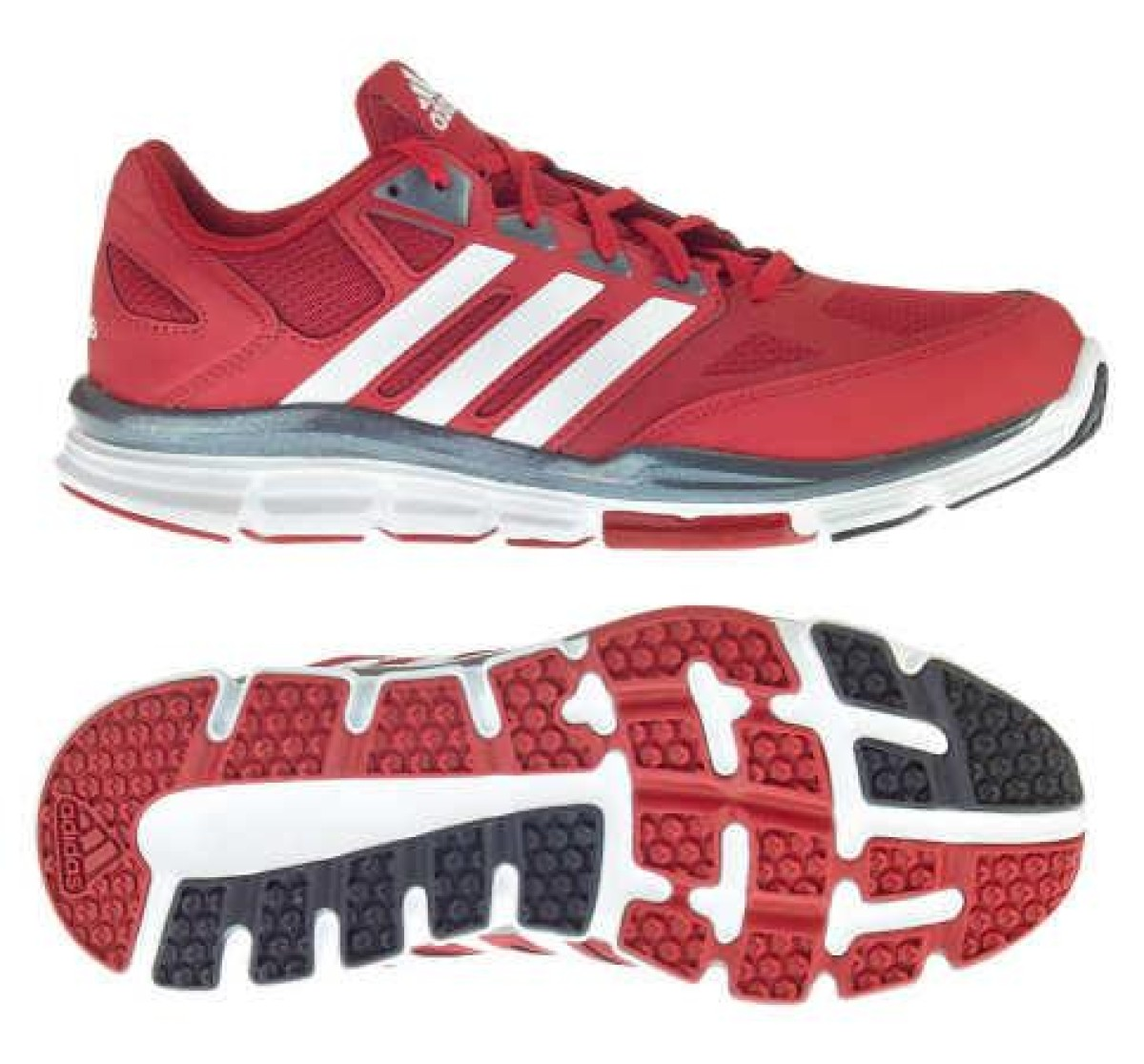 low priced 698fb 31d9c adidas Schuhe Speed Trainer rot/weiss
