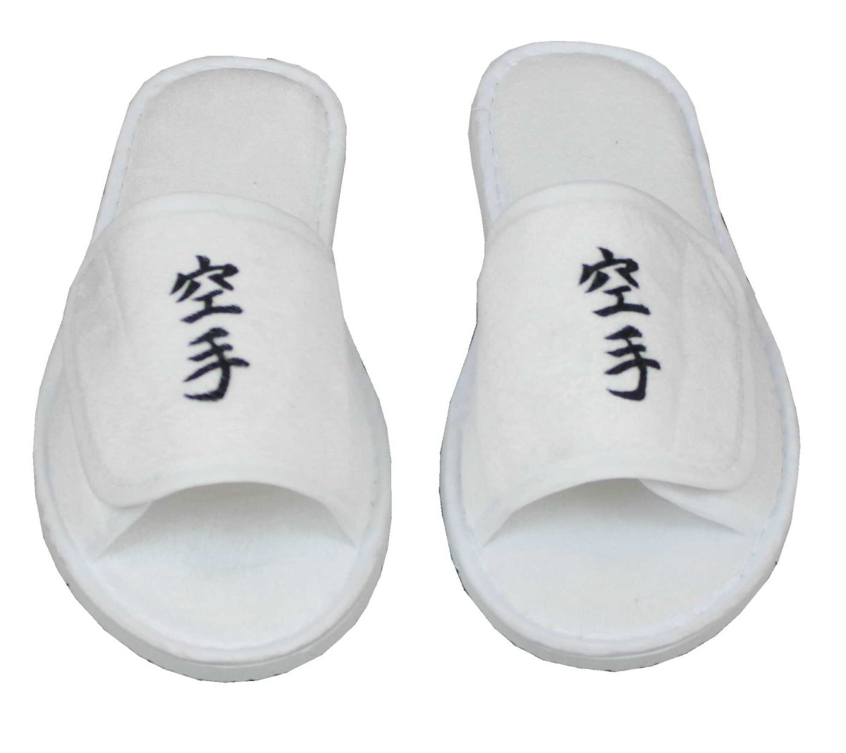 Kung Fu shoes black with rubber sole - S.B.J - Sportland 9150dd2754