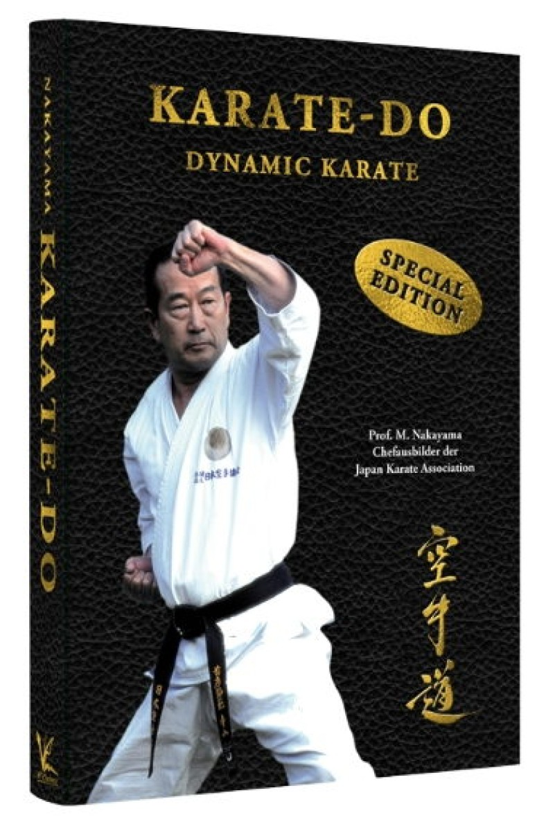 Karate-Do Dynamic Karate Nakayama