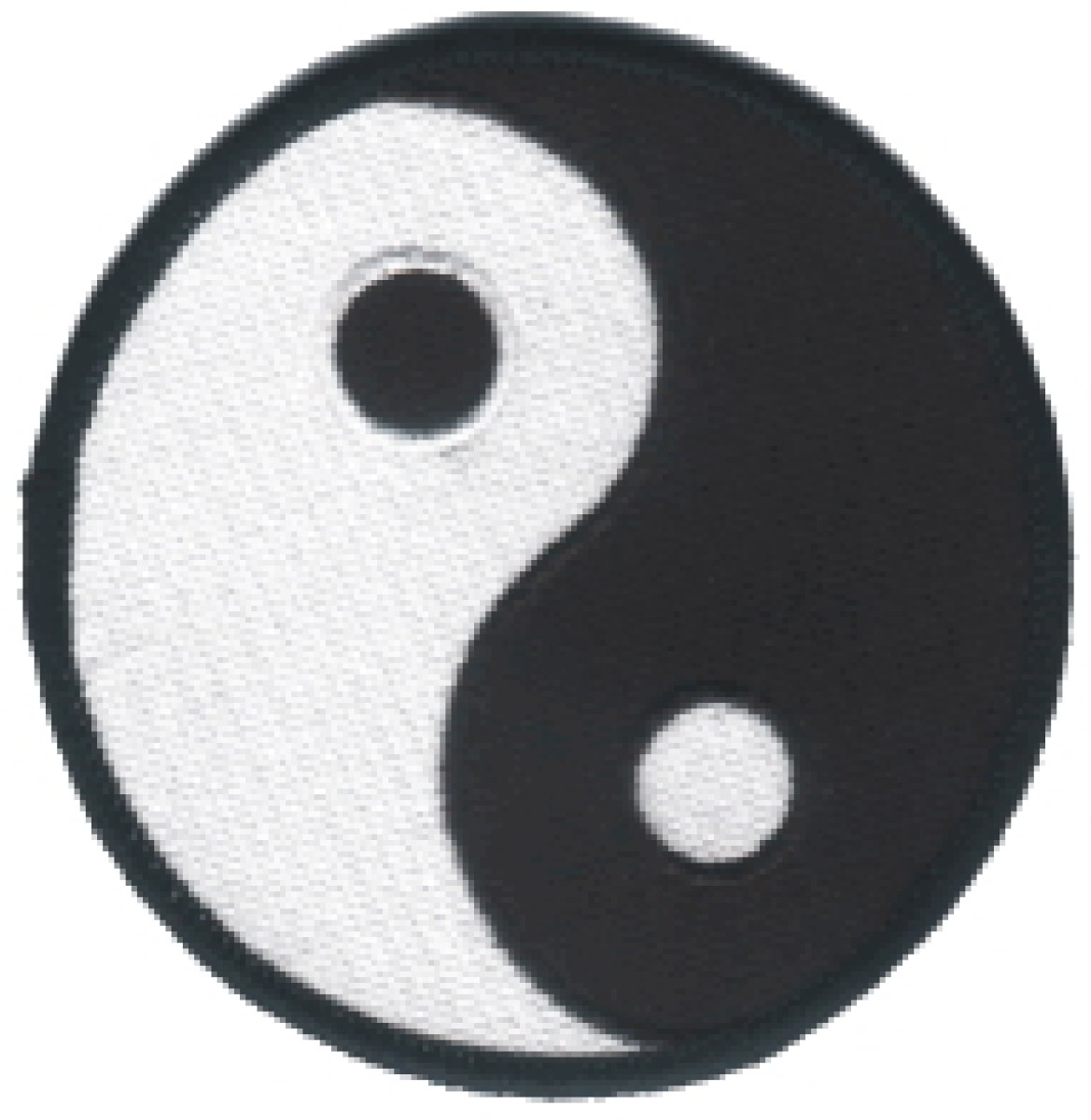 parche Ying Yang