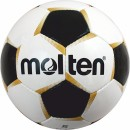 ballon de football taille 5, Couleur blanc / noir / en or