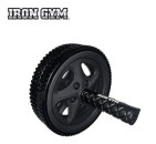 Iron Gym - Dual Ab Wheel