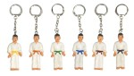 key fob Budo man