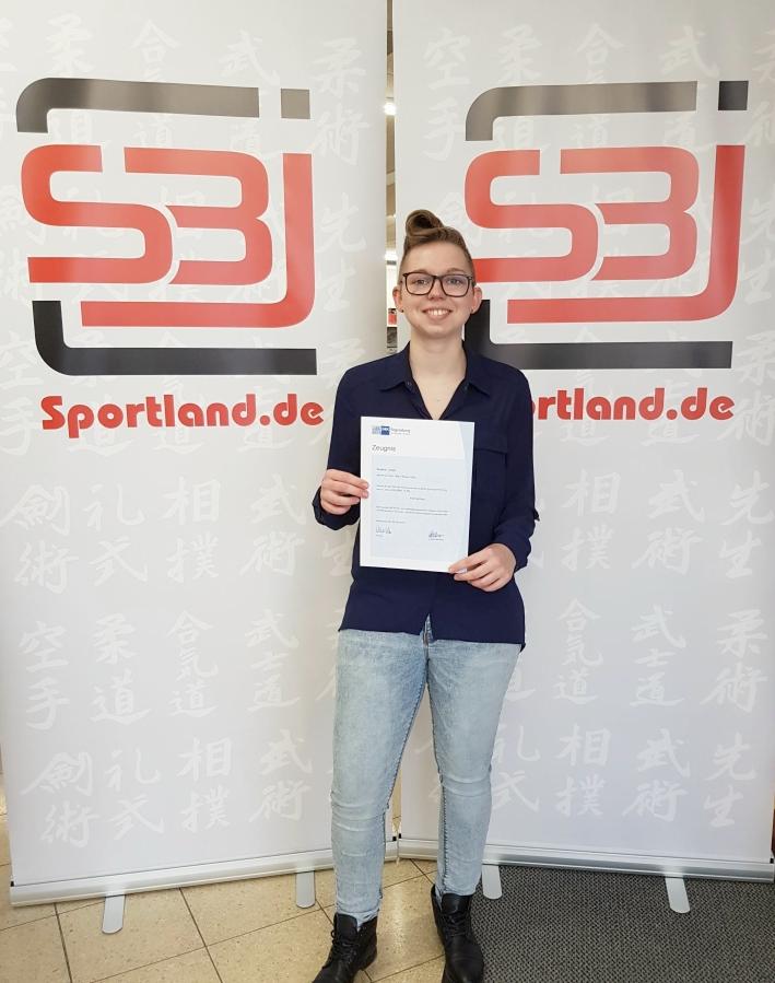 Susanne Junge Ausbilderschein